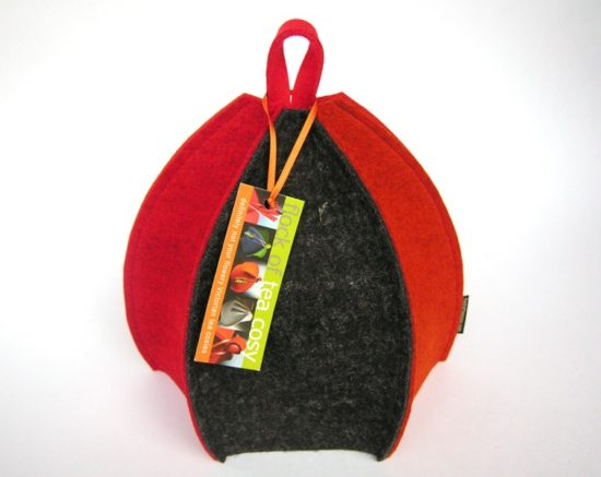 Ribbed Tea Cosy 6 panels