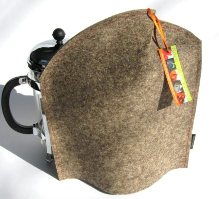 Neu 8cup Coffee Cozy in Industrial Felt