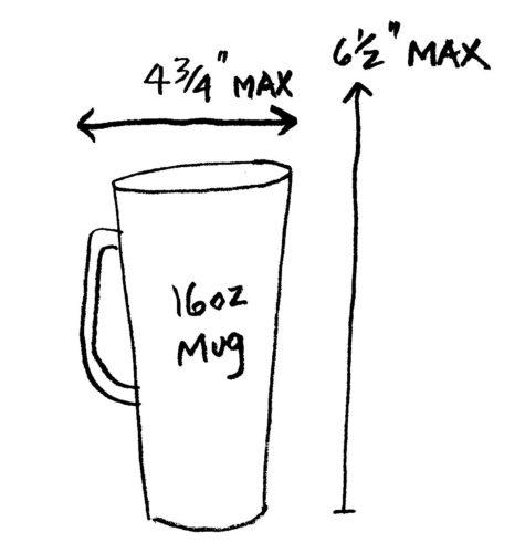 Fittings Mug Cosy Y