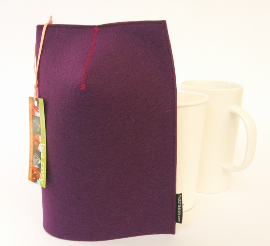 Mug Cosy 16oz in Purple C