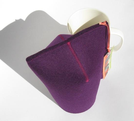 Mug Cosy 16oz in Purple E