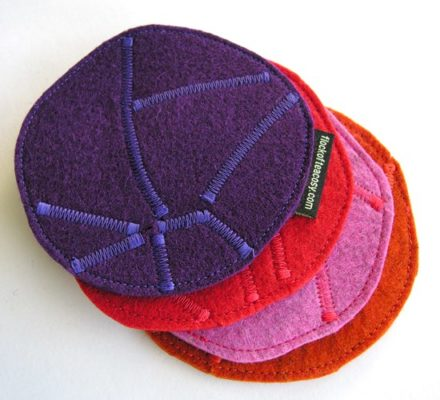 Coaster MultiColour D