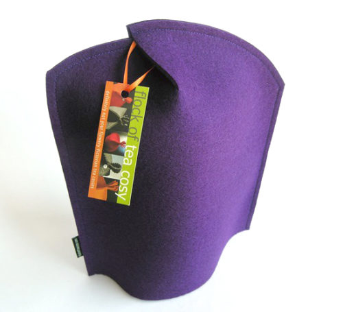 Coffee Cosy 8cup in Royal Purple